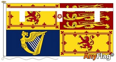 -ROYAL STANDARD OF PRINCE EDWARD EARL OF WESSEX  ANYFLAG RANGE - VARIOUS SIZES